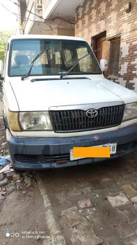 Toyota Qualis 2004 Diesel Good Condition And well maintained.