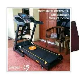 Treadmill Elektrik Series i5 ( BG Homeshopping