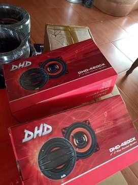 Speaker dhd 4 inc