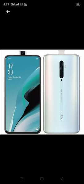 Oppo reno 2 z  just 1 month used