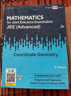 Cengage Coordinate Geometry for JEE(Advanced)
