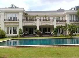 Jual Tanah+Bonus Rumah mewah Bukit Golf Utama,Pondok Indah Jakarta
