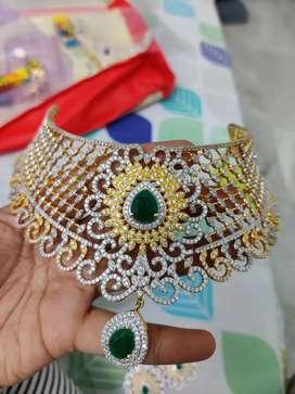 Choker Necklace Wedding wear - Distress sale