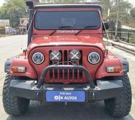 Mahindra Thar DI 4X4, 2018, Diesel
