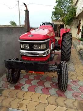 mahindra 555 dlx  tractor