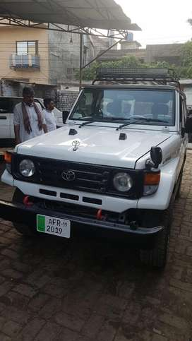 Toyota Land cruiser RKR for sale