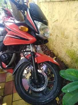 Good condition bike honda