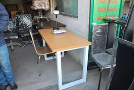 Study table / Modern study desk with Study lamp