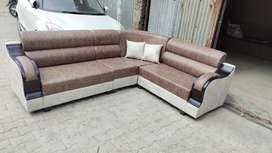 New brand l shape sofa no4848