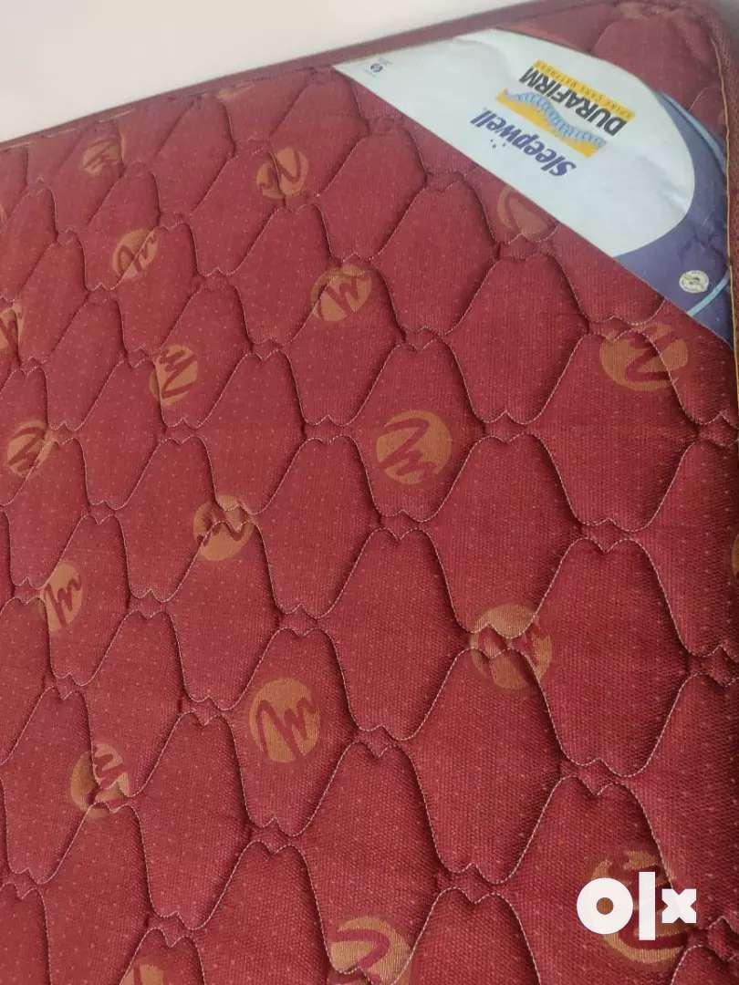 Sleepwell doubble bed matress 0