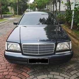 Mercedes Benz S 320 L thn 1997 double glass