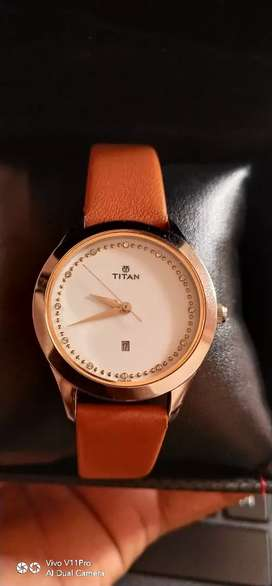 Titan Watch for girls