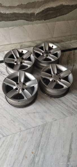 Alloy wheels 14 inch