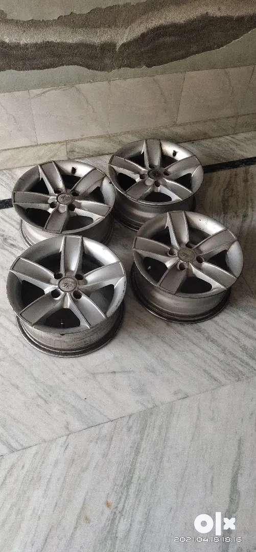 Alloy wheels 14 inch