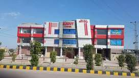 Shopping mall available for brands and offices at main ringroad