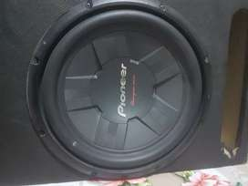 Pioneer original woofer awesome condition