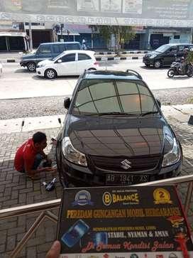 TERBUKTI Mobil TIDAK AMBLAS saat Full Muatan, Pakai BALANCE Damper Gan