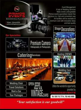 Lock down wedding &events,caters,open jeep,orchestra,dance,nasik doll