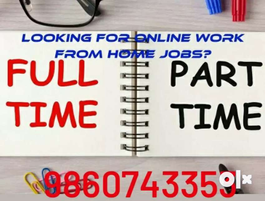 One of the best opportunity for part time job 0