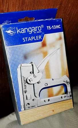 STAPLER KANGAROO TS 13HC  Baru