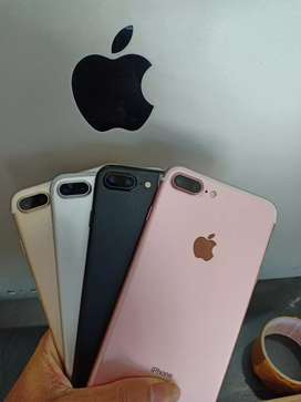 iphone 7+ 128Gb kondisi 99% Mulus