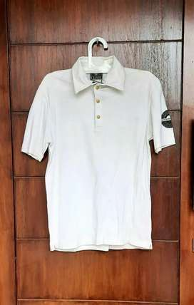 GIANFRANCO FERRE Golf Shirt Made in Italy Sz L