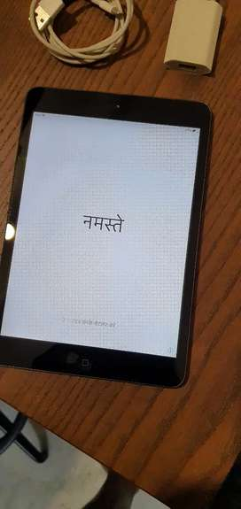 Apple IPad Mini 1 | WIFI | 32 GB | Black