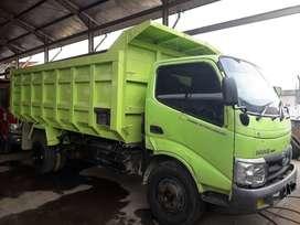 Hino Dutro Dump Truck 130 HD 6 roda 2012