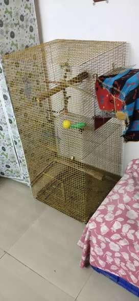 bird mesh cage