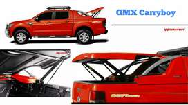 Tutup Bak GMX Carryboy Double Cabin Ford All New Ranger 2012-2016