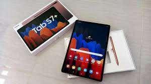Samsung Galaxy Tab S7+ 8/256GB Resmi Siap COD