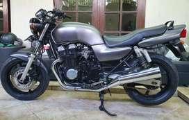 HONDA CB 750 F.