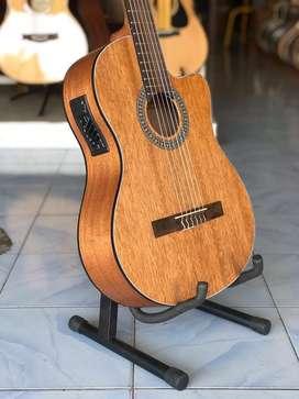 Gitar Klasik Elektrik Cowboy Eq 7545R