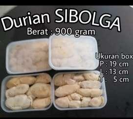 Yuk diorder durian medanya dijamin manis per box 900gram