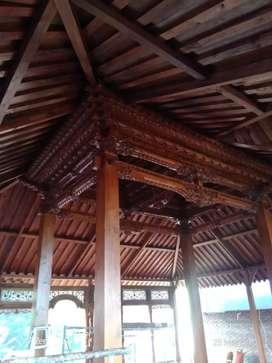 Jual Produk Pendopo Joglo, Rumah Joglo dan Rumah Limasan kayu jati