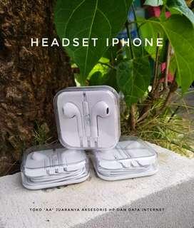 HF ATAU HEADSET IPHONE APPLE