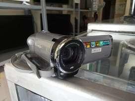 HANDYCAM JVC EVERIO 0.68MP 40X ZOOM  Camera Video Pocket Prosumer