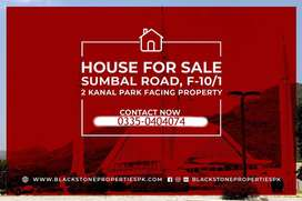 F 10/1 Islamabad House for sale