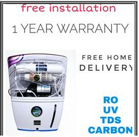 SALE RO WATER PURIFIER 1 YEAR SC COLONY 5ITI 2BHK DHT