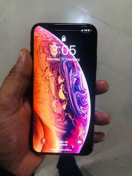 Iphone xs 256gb with 11 month warranty