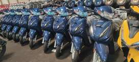 New Honda Activa BS6 low down payment 12000 only