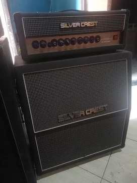 Speker gitar silver crest