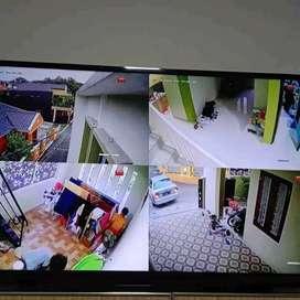 Paket lengkap kamera CCTV di Antapani