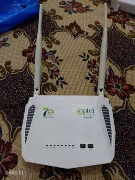 Ptcl Wifi VDSL Modem and Router 300mbps