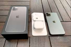 Apple I phone Latest Models available with all accessories & box with