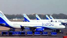 Hiring for ground staff airlines