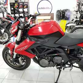 Benelli TNT 600i model 2016 registration 2017 in mint condition.