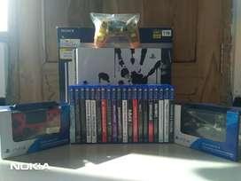 PS4 Pro Death Stranding + BD + DS4 + TV LG 4K