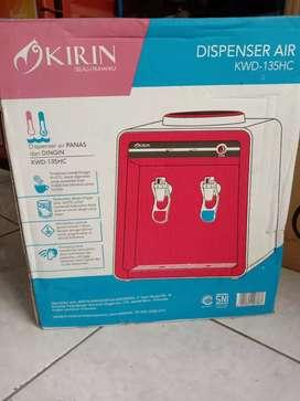 Jual dispenser Kirin KWD-135HC