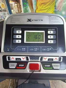 Treadmill XTERRA 130Kg Supported